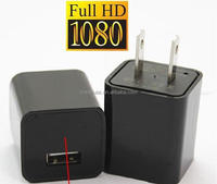 Factory sell !!! Spy HD 1080P 32GB USB Charger Camera Covered Lens AC Plug Charger DVR USB Adapter Security Cameras