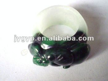 chinese antique jade ring engagement rings jade wedding rings jade stone ring fashion jade rings - Jade Wedding Ring