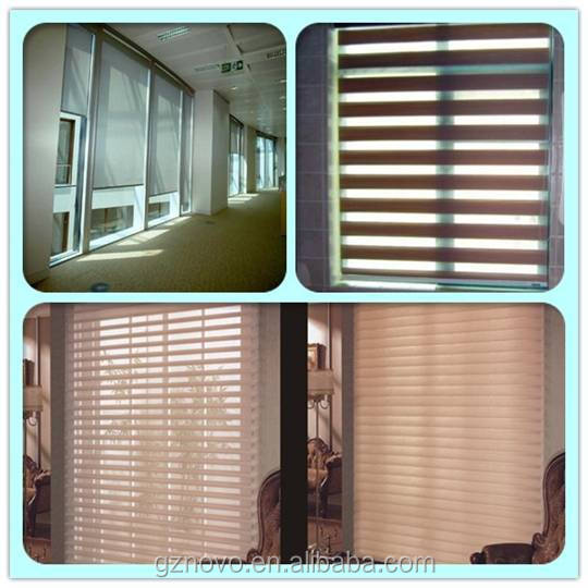 AC 45mm Tubular Motor For zebra blind / electric window covering sun shading system