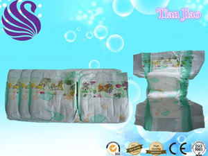 Q Shape Traning pants Grade A Baby Diaper Manufacturer from China High Quality USA Pulp Disposable