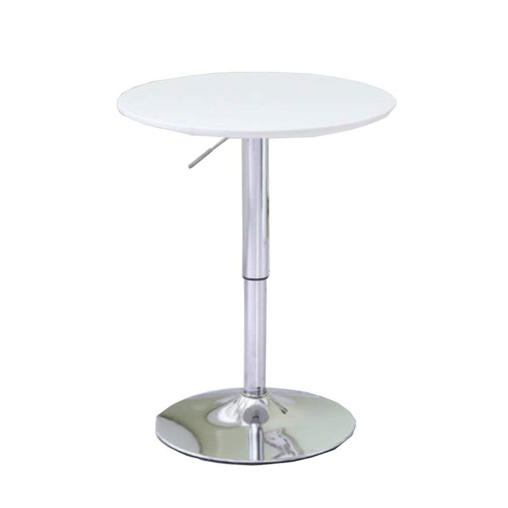 Nan Kitchen Dining Table Round Coffee White Modern