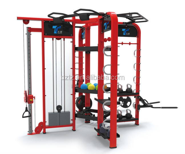 360 synergy machine multi function gym fitness crossfit equipment TZ-360XS