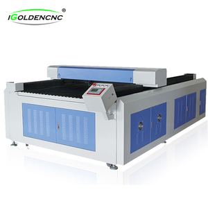 co2 CNC laser machinery used fabric cutting machines