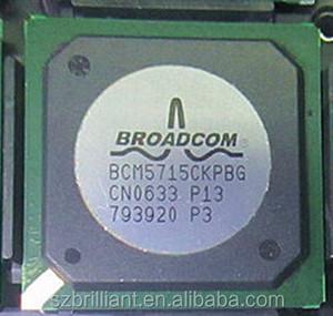 BROADCOM ic chips BCM5715CKPBG for laptop