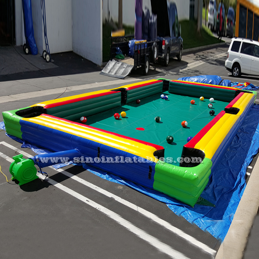 Inflatable Table Inflatable Pool Table Soccer Inflatable Pool Table Soccer