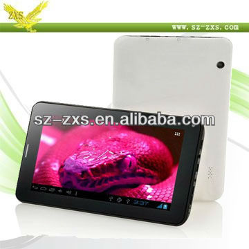 "HOT! 7"" 5 Point Capacitive Screen Andriod Gsm Mini Tablet PC+1.5GHz+2G/3G Calling+GPU Mali400+Video 1080P +WIFI Mini MID A13-747"