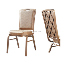 INDIA METAL BANQUETS CHAIR HOTEL STACKING CHAIRS FOR WEDDING CELEBRATION YD-1029