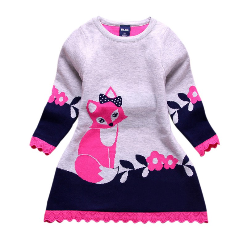 3b1e8f438 Detail Feedback Questions about Autumn Winter Kids Long Sleeve Dress ...