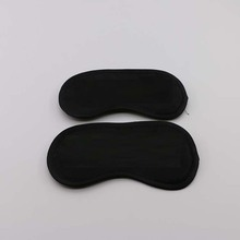 Comfortable Cheap Eye Mask For Relax Inflight Sleeping Eye Mask Silk eyemask Satin