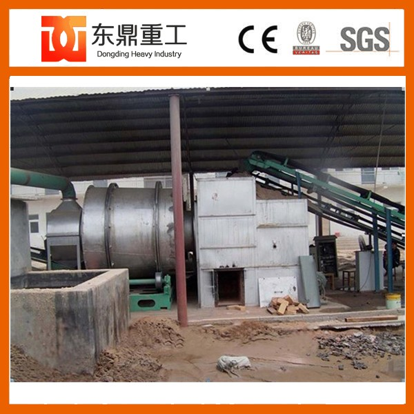 Low fuel consumption and low price Silica Sand Dryer/Silica Sand Rotary Drum Dryer Professional Manufacturer