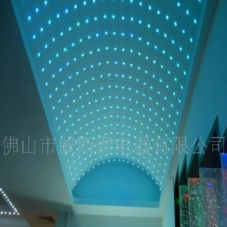 Ip68 Waterproof Led Ceiling Star Lights Sauna Room Steam Fiber Optic Light Kits