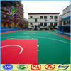 MY-36 outdoor easy to install PP material basketball floor tiles