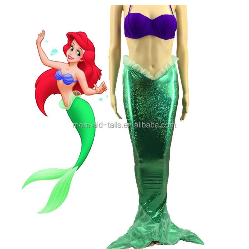 little mermaid costume - 800×800