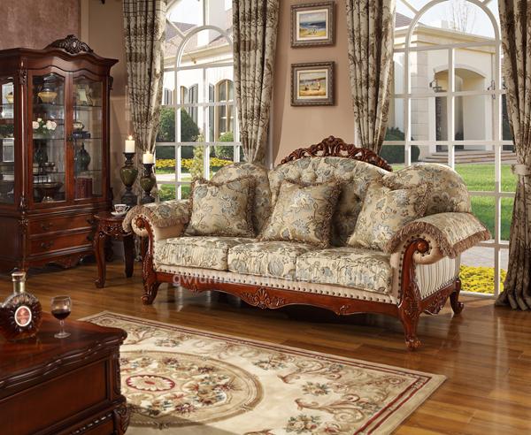 Muebles Foshan china, sofá muebles turco A127-Sofás para la Sala de ...