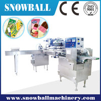 Calippo ice cream pack machines/popsicle packing machinery/icepop packing equipment