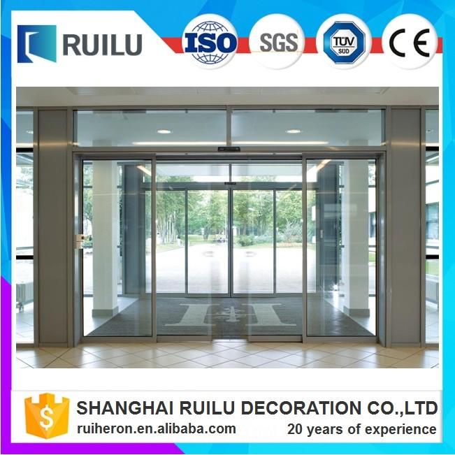 Commercial Automatic Sliding Glass Doors Gallery Doors Design Ideas