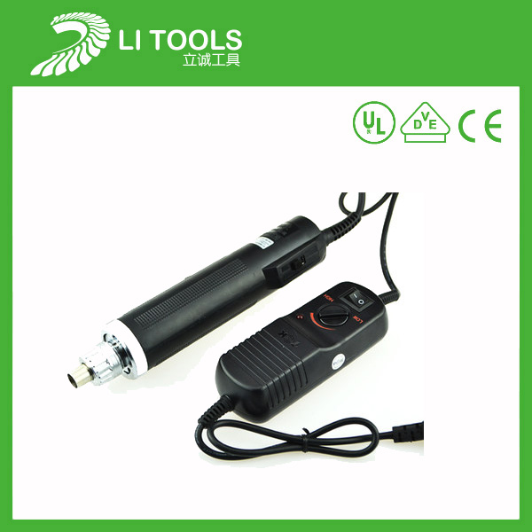 220V rechargeable reverse switch hios electric screwdriver