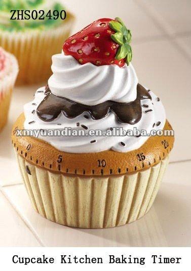 Cupcake Collectible Kitchen Baking Timer - Buy Kitchen Timer,Kitchen ...