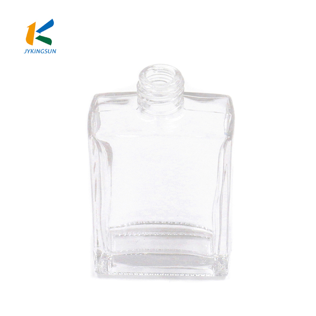 15ml Excellent Quality Glass Square Bottle Perfume Free Samples