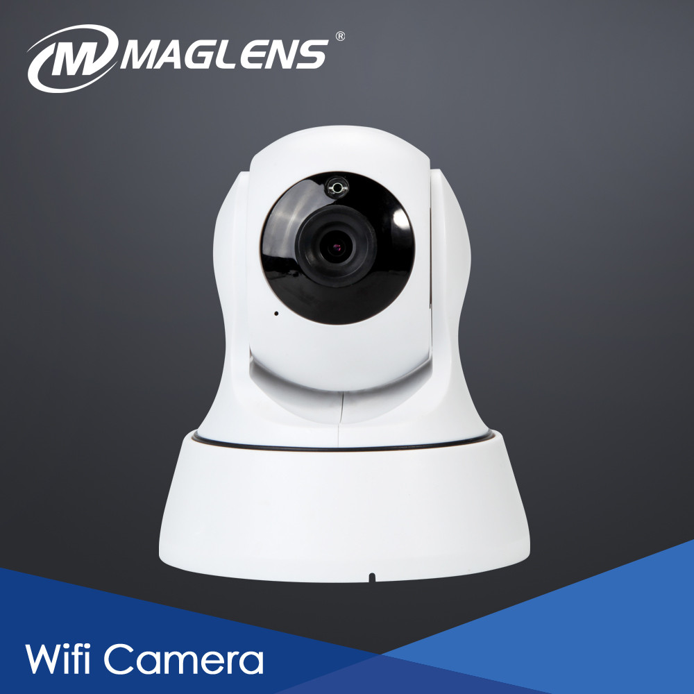Integic 3.6mm TF Synology cámara IP, 360 720 p media HD CAM WiFi, ir 10 m PT cámara de seguridad inalámbrica