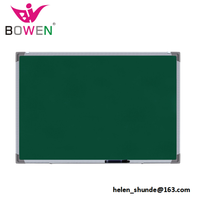 supply with exquisite smart board,chalk blackboard,student green board BW-V1