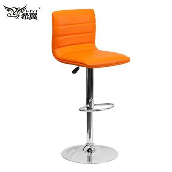 Moderno Arancione Contatore Cina Sgabelli Da Bar Mobili Cucina - Buy ...