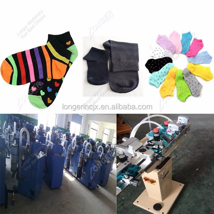 2017 Hot Sale Compression Man Sport Sock Knitting Machine Price