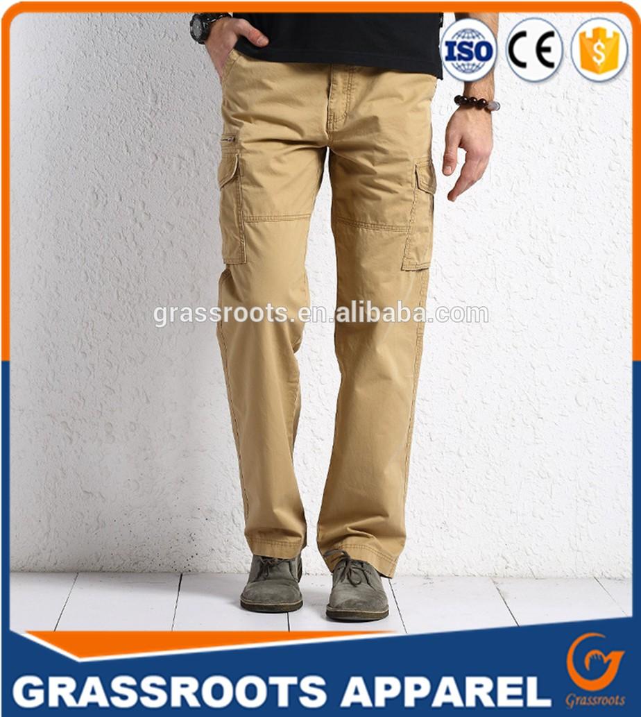 Top Quality Long Capri Pants New Design Men Fashion Long Pants ...