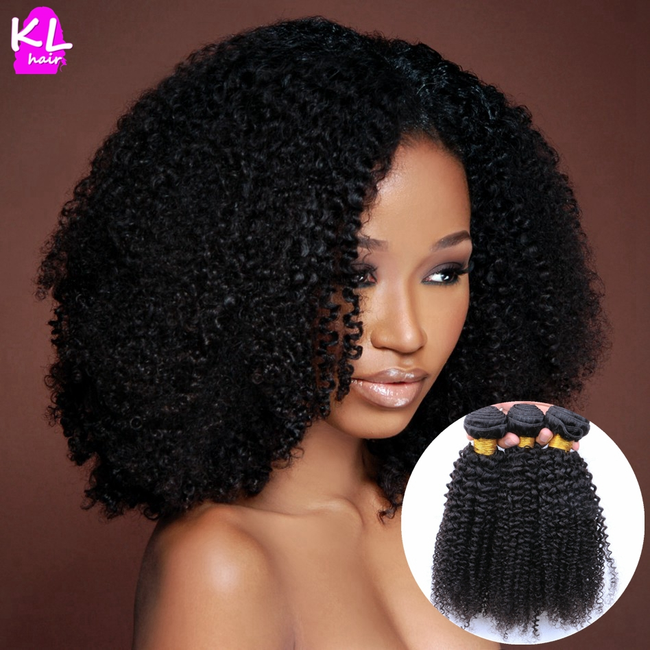 Kinky Human Hair 25