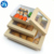 Hot Sale Take Out Lunch Rectangular Paper Food Platter Box