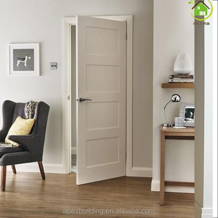 Modern Cheap Interior Doors Fireproof And Soundproof Contemporary Interior Door Buy
