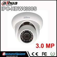 DAHUA 3Mp Dome IP Camera IPC-HDW4300S Dahua 3Megapixel Camera CCTV