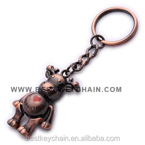 Souvenir Canada Metal Toronto Moose Shaped 3d Keychain (bk53151 ... c59ebbd9fabd