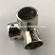 Made in China 45 degree y branch pipe fitting lateral tee for marine hardware