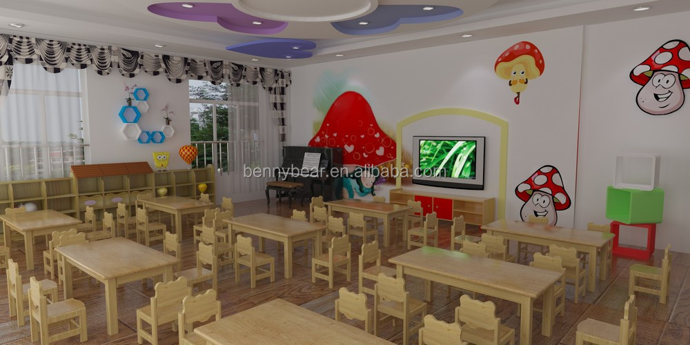 Classroom Furniture For Kindergarten ~ High quality eco friendly professional kindergarten
