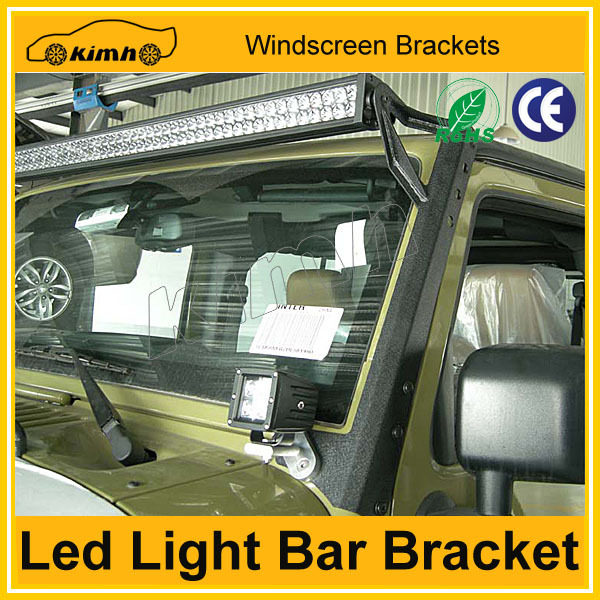 50 Inch Curved Led Bar Light Mounting Bracket, 50 Inch Curved Led ...
