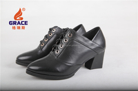 2015 new style ladies shoes