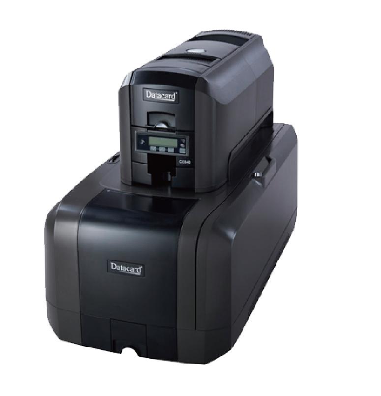 Datacard Ce840 Embossed Pvc Card Printer