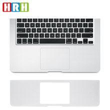custom 3m vinyl full body laptop skin covers for inside and outside palm guard for macbook