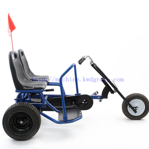 Adult 3 wheels 2 Seats Go Kart with Adjustable Seat