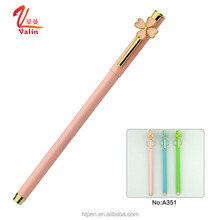 Adorable kawaii stationery for student flower design cute pen