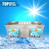 Top quality china SUS easy operation stir fry ice cream machine