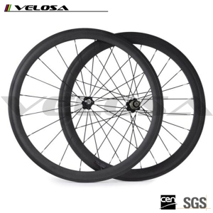 Factory outlet sale 700C 38mm 23mm carbon clincher wheelsets,novatec 271/372 Hubs straight Pull wheels on sale