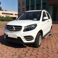 4 wheel SUV new car with hybrid battery chinese electric car for sale