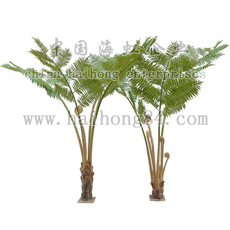 20150 indoor or outdoor artificial big fern tree,artificial fern