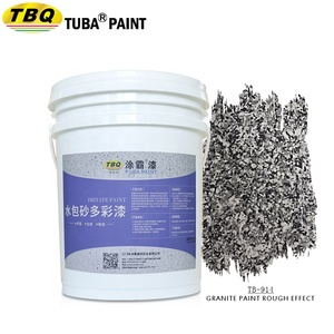 TUBA Granite Effect Texture Liquid Granite Stone Spray Paint For Exterior Wall