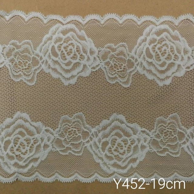 New design craft fabric velvet lace