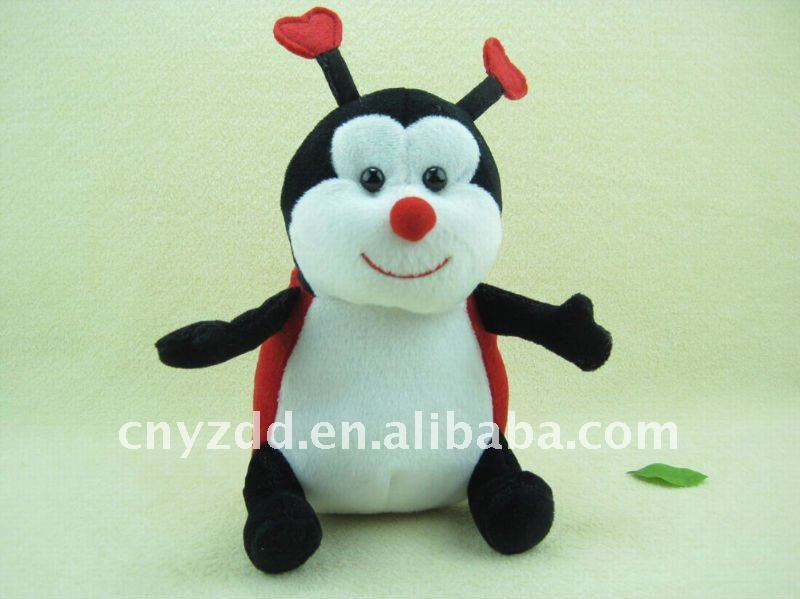 stuffed toys animal ladybug