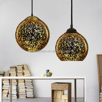 Modern Furniture Round 3d Stained Glass Pendant Light Chandelier For Restaurant Buy 3d Glass Chandelier Stained Glass Pendant Light Chandelier For