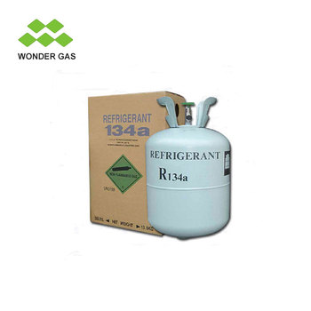 Factory Price 99.98% Refrigerant Gas R134a Replace R22 For Sale